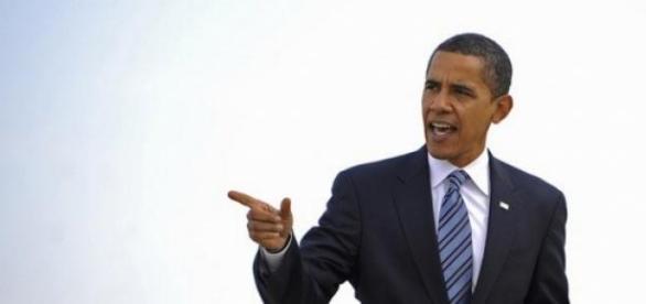 Барак Обама - президент США