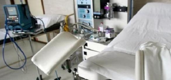 Abortos em centros de saúde.