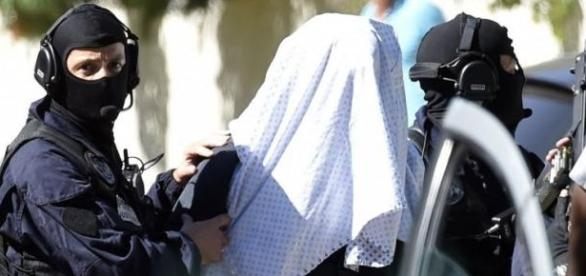 Arrestation de Yasin Salhi