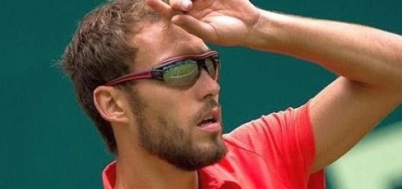 Jerzy Janowicz odpadł w I rundzie Wimbledonu.