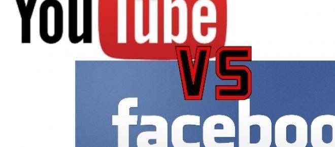 Facebook собирается отобрать у Youtube лавры самого успешного видеосервиса