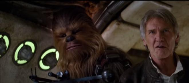Star Wars Episodio 7: El despertar de la Fuerza llega a la pantalla en diciembre para traernos nuevos personajes junto a los que ya se han convertido un ícono como Han Solo.