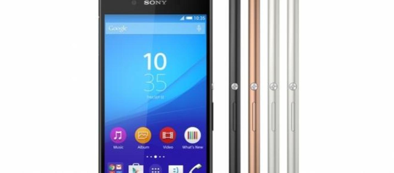Xperia z3 plus top di gamma sony in uscita a fine giugno for Smartphone in uscita 2015