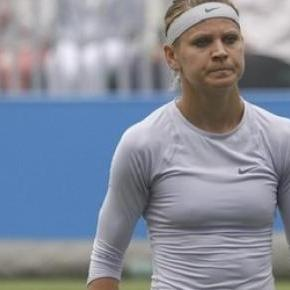 Safarova won through to her 1st Grand Slam final