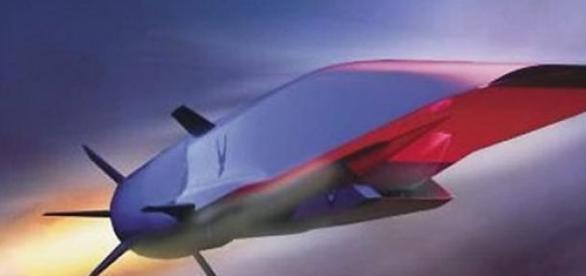 Avion hipersonic realizat de SUA