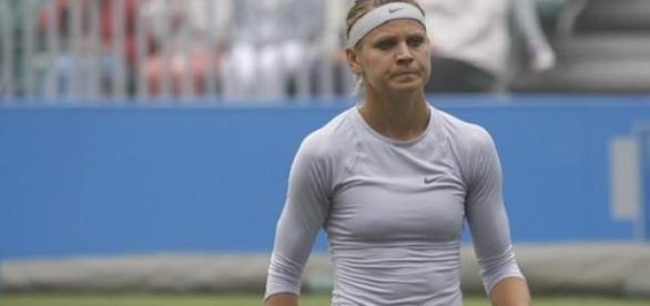 Safarova won through to her 1st Grand Slam final