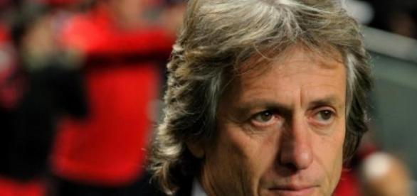 Jesus disse adeus ao Benfica