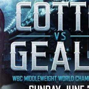 Miguel Cotto vs. Daniel Geale