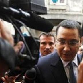 Premierul Victor Ponta urmarit de D.N.A.