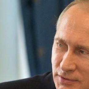 Presedintele Rusiei, Vladimir Putin