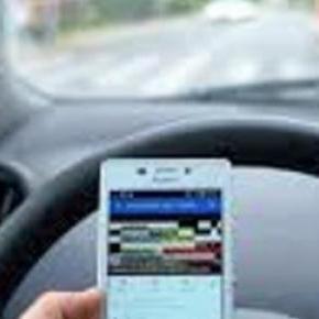 telefon za kierownicą przyczyną ragedii