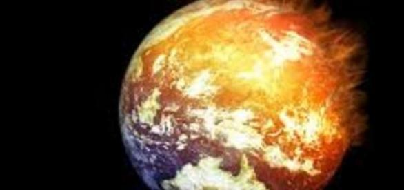 Global warming, globalne ocieplenie, fakt