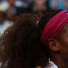 Delight for Serena Williams at Roland Garros