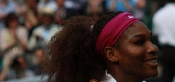 Delight for Serena Williams at Roland Garros