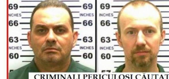 Evadaţi din închisoare si căutaţi de poliţie