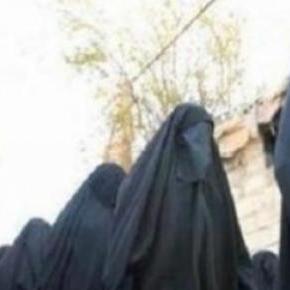Bucuria femeilor care scapă de ISIS este enormă