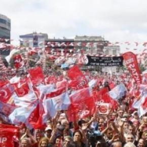 President Erdogan's AKP loses majority