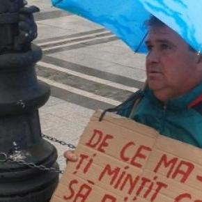 Proteste simultane la Bucureşti şi Chişinău