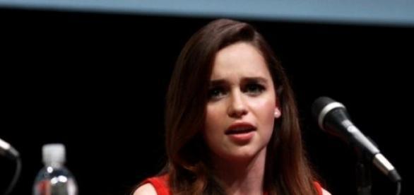 Emilia Clarke vom Pech verfolgt?