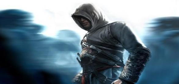 Hier sieht man den ersten Assassinen Altaïr