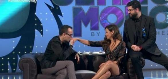 Risto entrevista a Pedroche y Cerezo