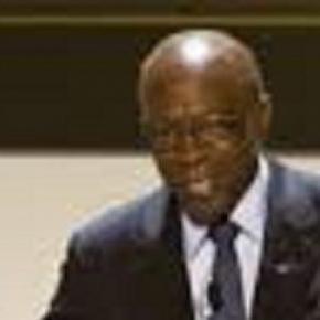 Były wiceprezydent FIFA Jack Warner - demorgen.be