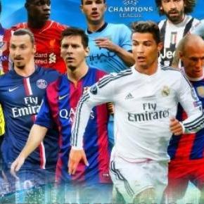 UEFA wybrała najlepszą 18 minionego sezonu LM.