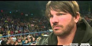 Styles a les armes pour s'imposer à la WWE