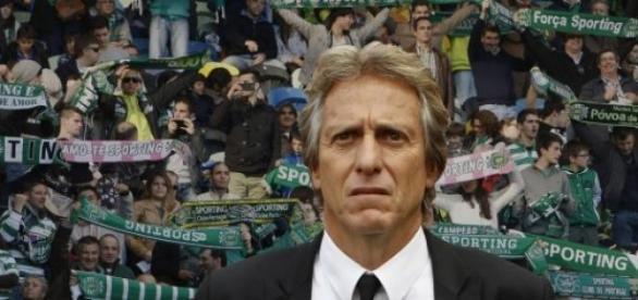 Jorge Jesus é o novo treinador do Sporting.