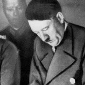 Adolf Hitler bolnav de Parkinson