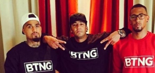 Ist Jerome Boateng bald ein Rapper?