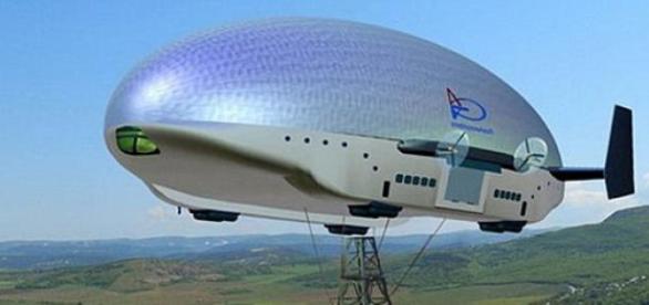 Vehicul top secret construit de Rusia