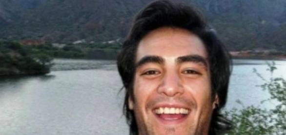 Mauricio Oliver, el joven desaparecido