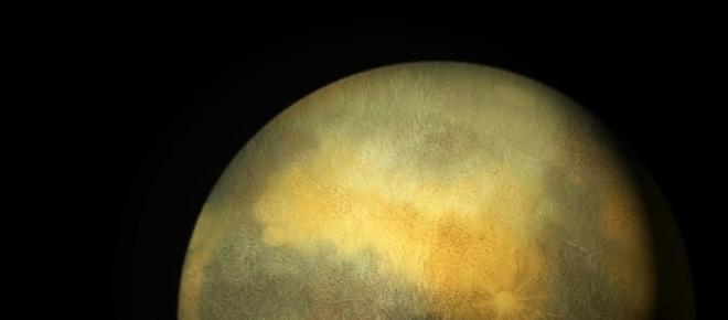 Plutón, hasta hace algunos años, era el noveno planeta del sistema solar