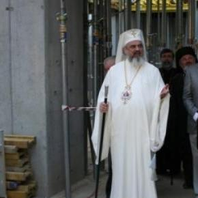 Patriarhul Daniel şi Marian Vanghelie