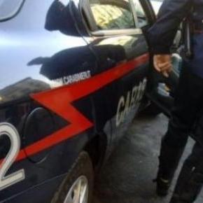 Carabinierii i-au reţinut pe infractori