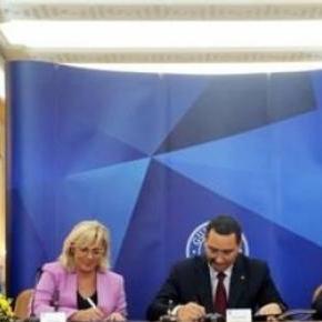Corina Creţu este cel mai important oficial al PSD