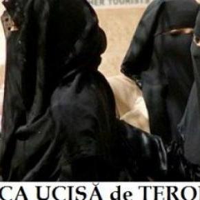 Terorista condamnata la moarte