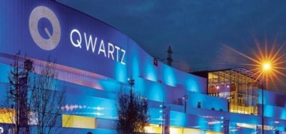 """Le centre commercial """"Quartz"""""""