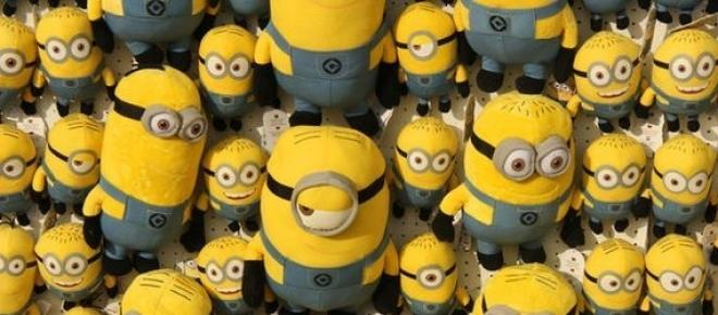 'Minions' already at $400 million worldwide