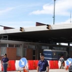 Poliţa de Frontieră din Italia a arestat români