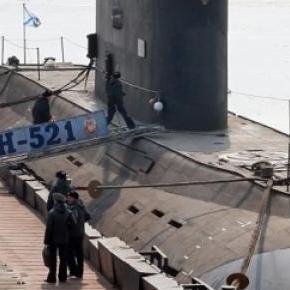 Submarin diesel-electric din dotarea Marinei Ruse