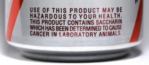 Pericolo per salute da cibo e bevande spazzatura