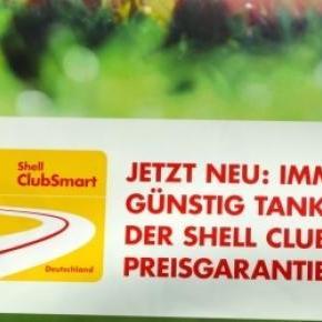 Shell-Werbebanner: Wirklich eine Preisgarantie?