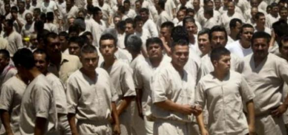 Presos en las Islas Marias, un penal insular