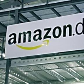 Amazon Logistikzentrum, Foto: Amazon