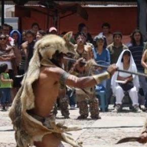 Ritual Chichimeca Jonáz Festival de la Toltequidad