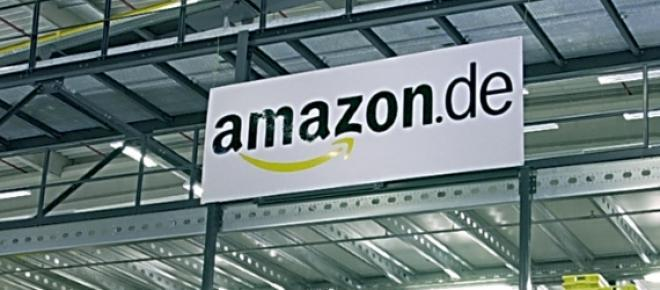<p>Titelbild: Amazon Bad Hersfeld</p>   <p>Bild 2: Dom Aquarée in Berlin-Mitte, Sitz von Amazon<br /></p>   <h2><br /></h2>   <p> </p>