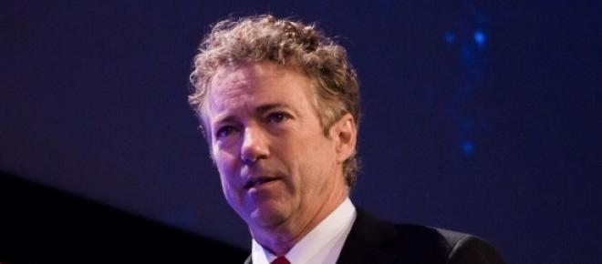 Rand Paul, Sohn von Ron Paul, ist Senatsabgeordneter und zum wiederholten Male Kandidat in den Vorwahlen der Republikaner im Präsidentschaftswahlkampf.