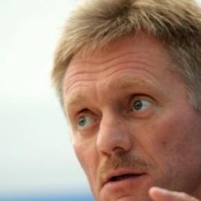 Dmitry Peskov purtătorul de cuvânt al Kremlinului
